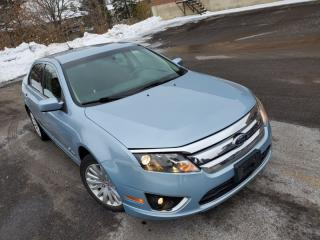 Used 2010 Ford Fusion 4dr Sdn Hybrid FWD for sale in Mississauga, ON