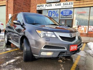 Used 2010 Acura MDX AWD 4dr Tech Pkg for sale in Scarborough, ON