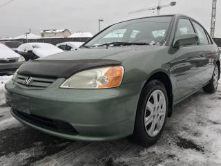Used 2003 Honda Civic 4dr Sdn LX Auto for sale in Toronto, ON