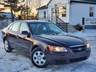 Used 2006 Hyundai Sonata GL 2.4L Automatic Cruise Power group A/C for sale in Sutton, ON