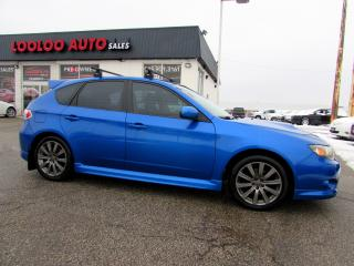 Used 2010 Subaru Impreza WRX WRX LIMITED AWD HATCHBACK LEATHER CERTIFIED for sale in Milton, ON