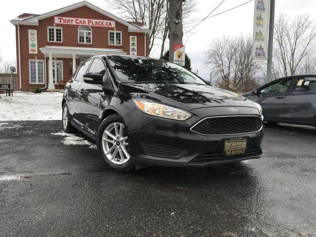2015 Ford Focus SE Hatch Backup Camera-Alloys-Power Windows-Cruise-A/C
