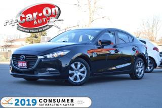 Used 2018 Mazda MAZDA3 GX NAV REAR CAM A/C CRUISE BLUETOOTH for sale in Ottawa, ON