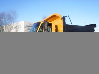 Used 2005 International 7400 PLOW Blade Dump Truck Diesel With Air Brakes for sale in Burnaby, BC