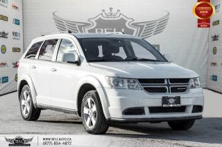 Used 2011 Dodge Journey Canada Value Pkg, 7 PASS, PUSH START, BLUETOOTH for sale in Toronto, ON