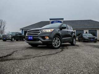 Used 2018 Ford Escape SE- HEATED SEATS- BLUETOOTH- BACKUP CAMERA for sale in Essex, ON