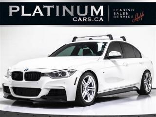 Used 2013 BMW 3 Series 335iX xDRIVE M SPORT PKG, NAV, PREMIUM, GLASS ROOF for sale in Toronto, ON