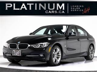 Used 2016 BMW 3 Series 328d DIESEL xDRIVE, NAV, CAM, PREMIUM for sale in Toronto, ON