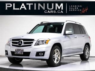 Used 2010 Mercedes-Benz GLK-Class 350 4MATIC, AMG, PANORAMIC SLIDING SUNROOF for sale in Toronto, ON