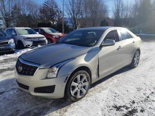 Used 2014 Cadillac ATS Berline 2.0L 4 portes, à TI for sale in St-Pierre-Les-Becquets, QC
