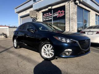 Used 2014 Mazda MAZDA3 Voiture à hayon à 4 portes, boîte manuel for sale in Longueuil, QC