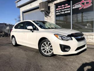 Used 2014 Subaru Impreza Hayon 5 portes CVT 2,0i avec groupe tour for sale in Longueuil, QC