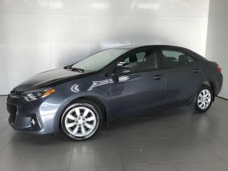 Used 2016 Toyota Corolla Sport, A/C, CAM, Sièges Chauffants for sale in Montréal, QC