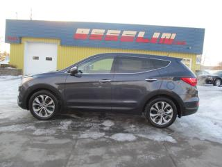Used 2013 Hyundai Santa Fe SE for sale in Quebec, QC