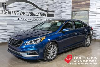 Used 2015 Hyundai Sonata 2.0T ULTIMATE for sale in Laval, QC