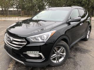 Used 2017 Hyundai Santa Fe Sport AWD for sale in Cayuga, ON