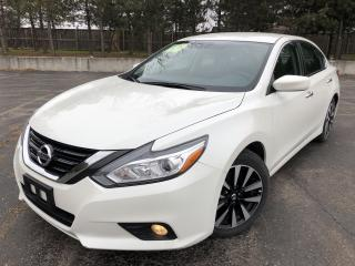 Used 2018 Nissan ALTIMA SV 2WD for sale in Cayuga, ON
