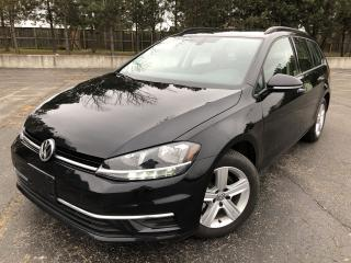 Used 2019 VW GOLF SPORTWAGEN TSI 4MOTION AWD for sale in Cayuga, ON