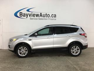 Used 2018 Ford Escape SEL - 4WD! HTD LEATHER! PANOROOF! NAV! + MORE! for sale in Belleville, ON