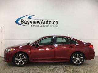 Used 2016 Subaru Legacy 2.5i Limited Package - AWD! HTD LTHR! NAV! MOONROOF! for sale in Belleville, ON
