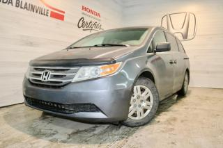 Used 2011 Honda Odyssey Familiale 4 portes LX for sale in Blainville, QC