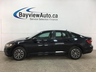 Used 2019 Volkswagen Jetta 1.4 TSI Highline - AUTO! HTD LEATHER! APPLE CARPLAY! ANDROID AUTO! PANOROOF! + MORE! for sale in Belleville, ON