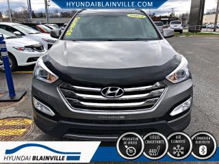 Used 2013 Hyundai Santa Fe BLUETOOTH, BANCS CHAUFFANTS, MAGS, PHARE for sale in Blainville, QC