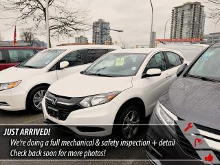 Used 2016 Honda HR-V LX 4WD CVT for sale in Port Moody, BC