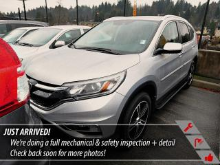 Used 2015 Honda CR-V Touring AWD for sale in Port Moody, BC