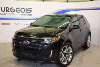 Used 2014 Ford Edge *** SPORT *** for sale in Rawdon, QC
