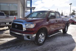 Used 2007 Toyota Tundra *** SR5 TRD *** for sale in Rawdon, QC