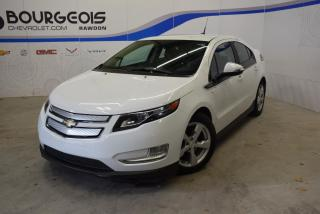 Used 2014 Chevrolet Volt *** S1, démarreur à distance, caméra de recul *** for sale in Rawdon, QC