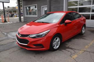 Used 2017 Chevrolet Cruze LT ***  *** for sale in Rawdon, QC
