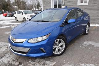 Used 2016 Chevrolet Volt *** LTZ PREMIER, GR. CONFIANCE 1 et 2 !!!  *** for sale in Rawdon, QC