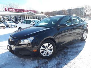 Used 2012 Chevrolet Cruze LT for sale in Oshawa, ON