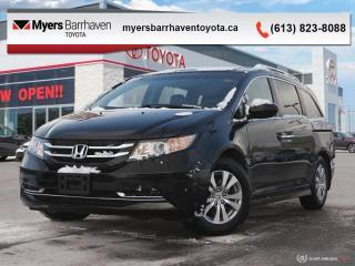 Used 2016 Honda Odyssey EX  - Heated Seats -  Bluetooth for sale in Ottawa, ON