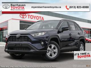 New 2020 Toyota RAV4 XLE AWD  - Sunroof - $240 B/W for sale in Ottawa, ON