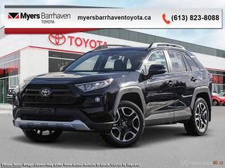 New 2020 Toyota RAV4 Trail  - Leather Seats -  Sunroof - $273 B/W for sale in Ottawa, ON