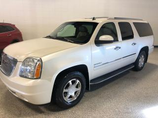 Used 2011 GMC Yukon XL 1500 Denali Dual DVDs, Heated and Cooled Seats, Navigation, Sunroof for sale in Calgary, AB