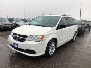 Used 2013 Dodge Grand Caravan SE/SXT NO Accidents | LOW Kms | 104K for sale in Waterloo, ON