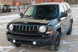 Used 2014 Jeep Patriot Sport/North LOW KMs | 4x4 | NO Accidents for sale in Waterloo, ON