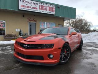 Used 2010 Chevrolet Camaro SS for sale in Bolton, ON