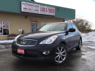 Used 2015 Infiniti QX50 for sale in Bolton, ON