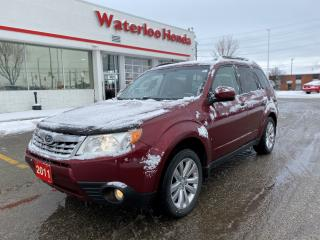 Used 2011 Subaru Forester 2.5 X Limited Package Accident Free, Beautiful Forester! for sale in Waterloo, ON