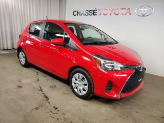Used 2017 Toyota Yaris Hatchback Gr. Commodité for sale in Montréal, QC