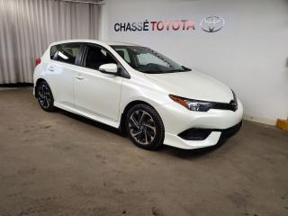 Used 2017 Toyota Corolla IM for sale in Montréal, QC