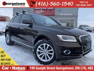 Used 2014 Audi Q5 TECHNIK | QUATTRO | NAVI | CAMERA | PANO ROOF | for sale in Georgetown, ON