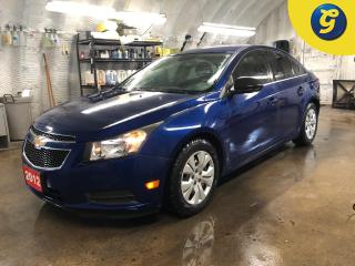 Used 2012 Chevrolet Cruze On Star * Climate control * Phone connect * Hands free steering wheel controls * Automatic/manual mode * Tilt steering * Cruise control * Traction con for sale in Cambridge, ON