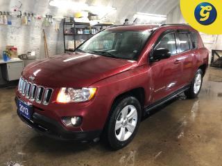 Used 2013 Jeep Compass North Edition * 4WD * Remote start * Alloy rims * Roof rails * Window rain deflectors *  Phone connect *  Keyless entry * Heated front seat * Heated m for sale in Cambridge, ON