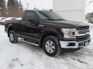 Used 2018 Ford F-150 XLT 4WD Reg Cab 6.5' Box - Tow Pkg/Rem Start/Keyless Entry/Rev Camera/Nav/Bluetooth for sale in Hagersville, ON